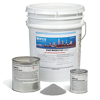 FAST-ROCK™ Concrete Floor Patch