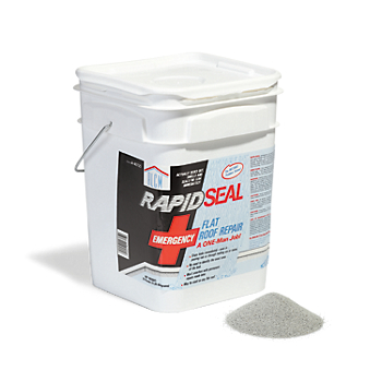 Rapid Seal Flat Roof Leak Repair