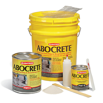 Abocrete Structural Patching and Resurfacing Cement