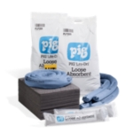 Refill for PIG® Spill Kit in Large Mobile Container
