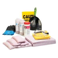 Refill for PIG® Battery Acid Spill Kit in Caddy