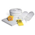 Refill for PIG® Oil-Only Spill Kit in 20-Gallon Container