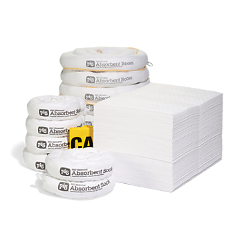 Refill for PIG® Oil-Only Truck Spill Kit in Storage Box