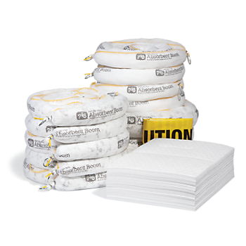 Refill for PIG® Oil-Only Spill Kit in 65-Gallon Container