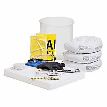 Refill for PIG® Oil-Only Truck Spill Kit in Duffel Bag