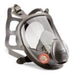 3M 6000 Series Full-Face Respirator