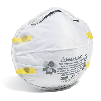 3M N95 Dust Mist Respirator