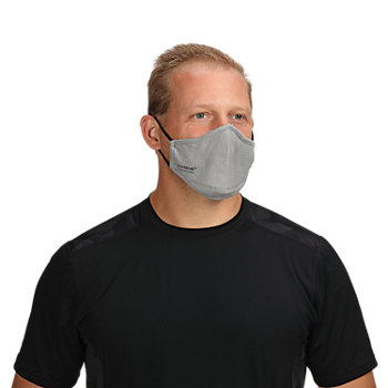 Graphene Lined Reusable Antibacterial Cloth Face Mask