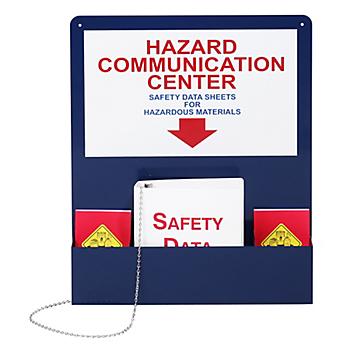 Deluxe Hazard Communication Center