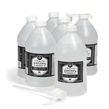 Alcohol-Based Hand Sanitizer - 6 Bottles