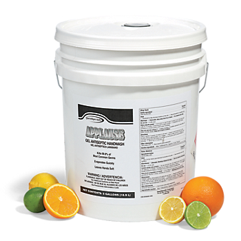 Applause Citrus Scented Gel Hand Sanitizer