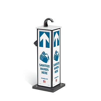High-Capacity Touchless Hand Sanitizer Dispenser - 27