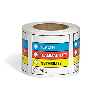 Paper Container Label