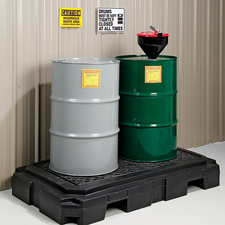 How Often You Need to Inspect Hazardous Waste Containers