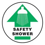 Safety Shower Slip-Gard™ Floor Sign