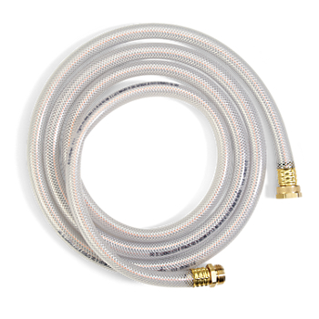 Reinforced Clear Drainage Hose