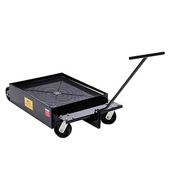 Low Profile Portable Oil Drain