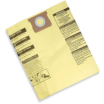 High-Efficiency Filter Bag for Shop-Vac®