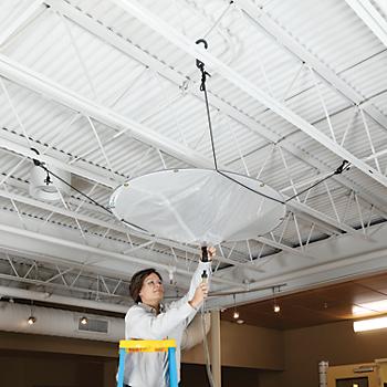 PIG® Spring-Open Roof Leak Diverter Kit