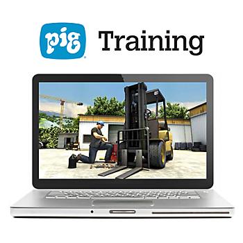PIG® Hydraulic Fluid Safety Training