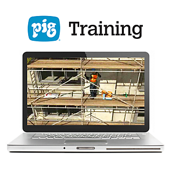 PIG® Supported Scaffold Safety Training