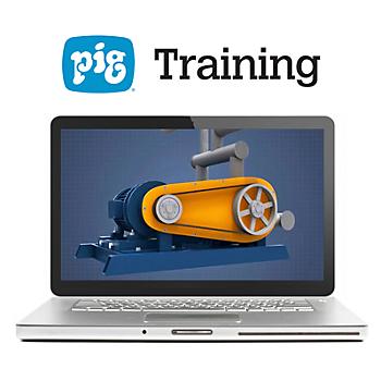 PIG® Belt Drive Adjustment Training