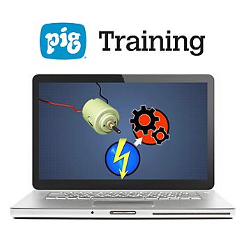 PIG® DC Motor Operation Training
