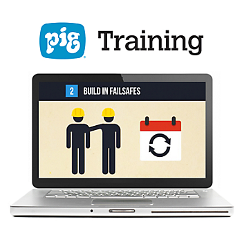 PIG® Tactics and Best Practices for RCRA Small Quantity Generators (SQG) Training