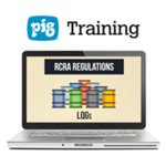 PIG® Tactics and Best Practices for RCRA Large Quantity Generators (LQG) Training