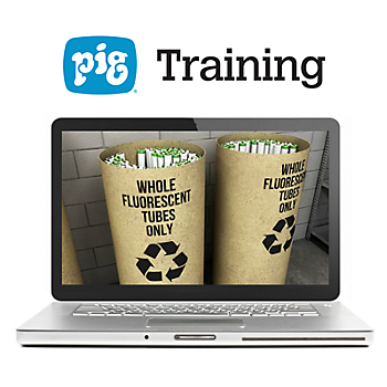 PIG® Universal Waste Storage and Handling Training