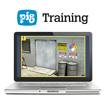PIG® Storage and Handling of Corrosives Training