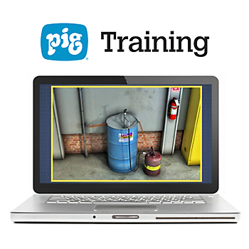 PIG® Storage and Handling of Combustibles Training