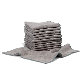 SilverSure Antimicrobial Microfiber Towels