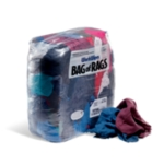 New Material Rags New Pig T-Shirt Compressed 25 Lbs//Bag Approximately 9 Rags per lb. WorkWipes New White T-Shirt in Bag 3 Bags