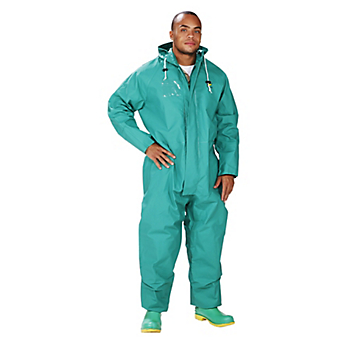Chemtex Level C Coverall with Hood