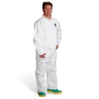 Tyvek® Level D Coveralls