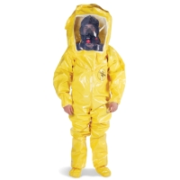Tychem® BR Level B Fully Encapsulating Suit