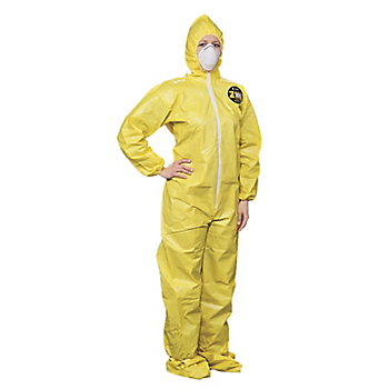 Zytron® 100 Level D Coveralls