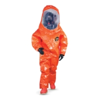 Zytron® 500 Chemical Protection Suit with Anti-Fog Visor