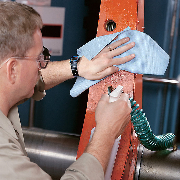 Managing Solvent-Contaminated Wipes