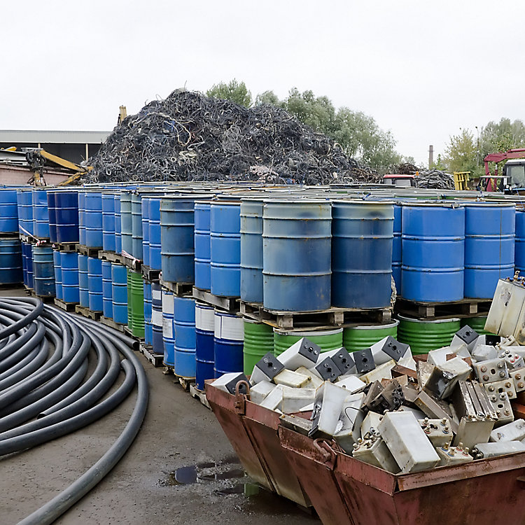 Solid and Hazardous Waste Exemptions