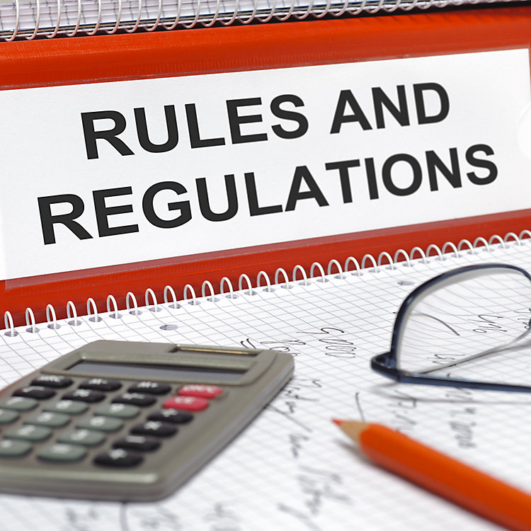 Final Rules & Regulations Impacted by Executive Administrative Review