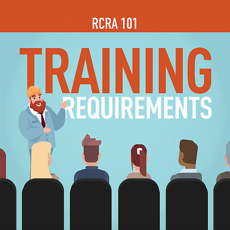 RCRA 101 Part 13: Training