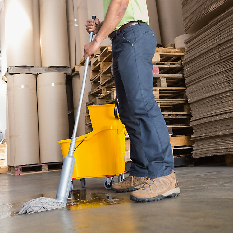 Floor Safety: Keeping Walking Surfaces Clean