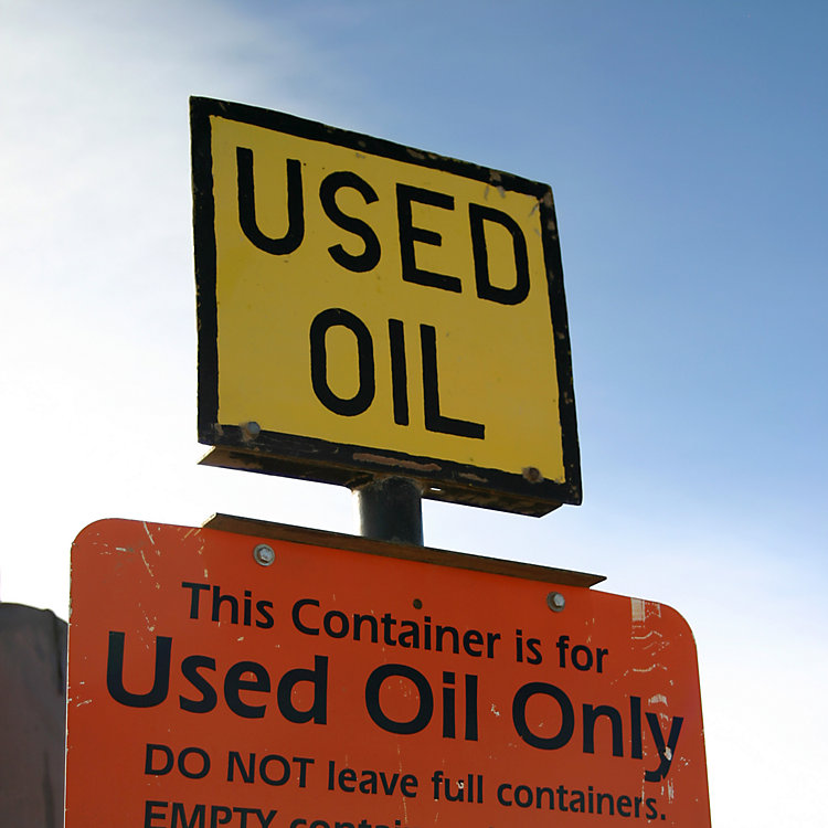 How to Properly Manage Used Oil