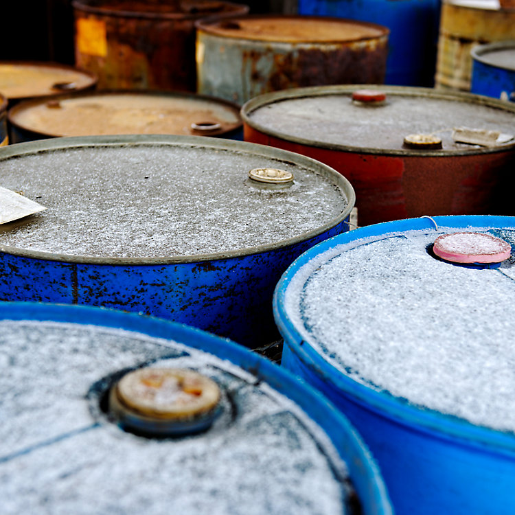Choosing and Using a Hazardous Waste Container