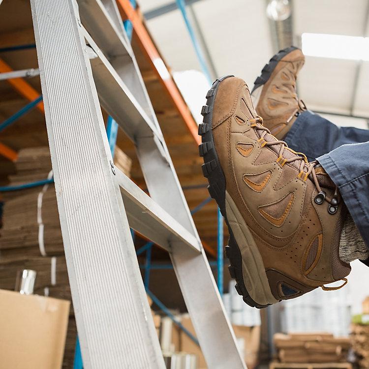 Choosing Footwear to Help Prevent Slips, Trips and Falls