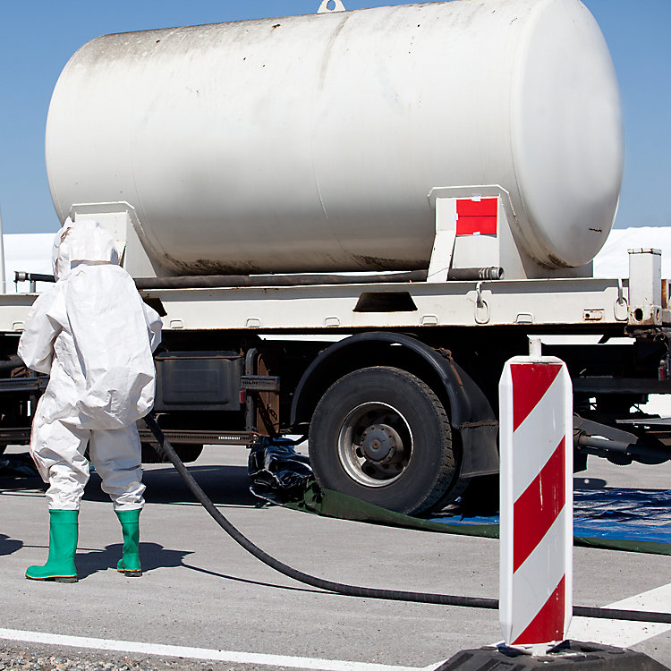 Customer Questions: Training for Spill Tank Cleaning