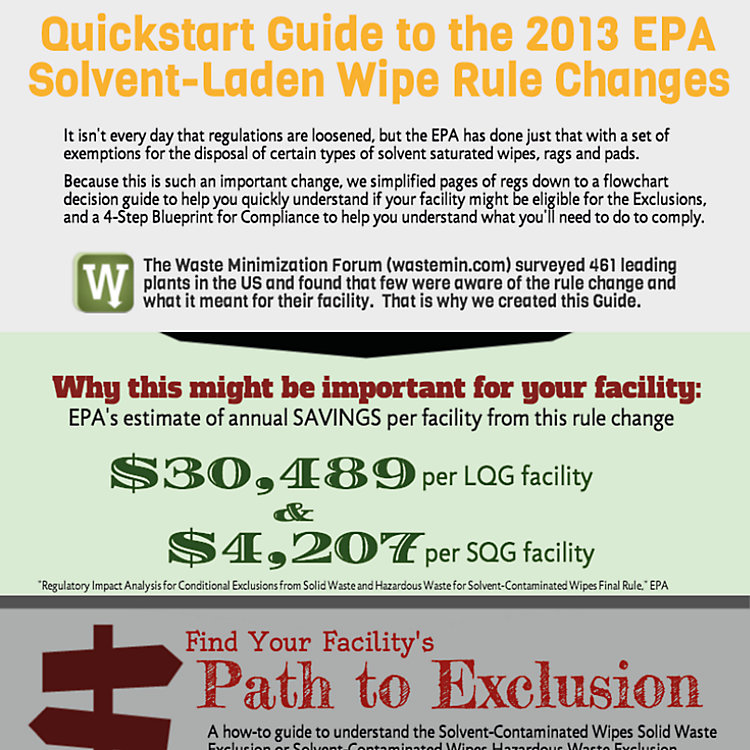 How the New EPA Wipe Rule Might Affect You