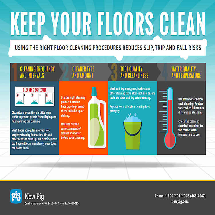 Keep Your Floors Clean